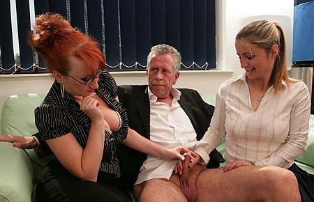 Older Guy Cock humiliation